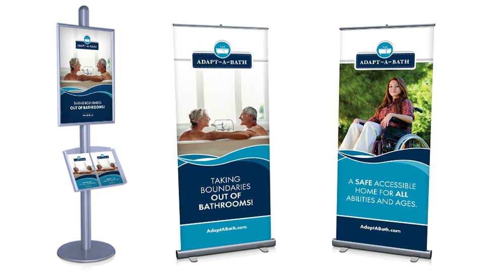 Trade Show Display Hts Signs System